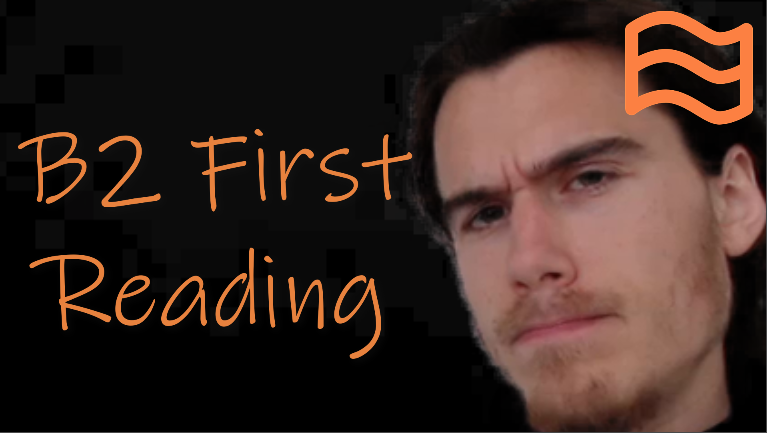 B2 First FCE Reading Test