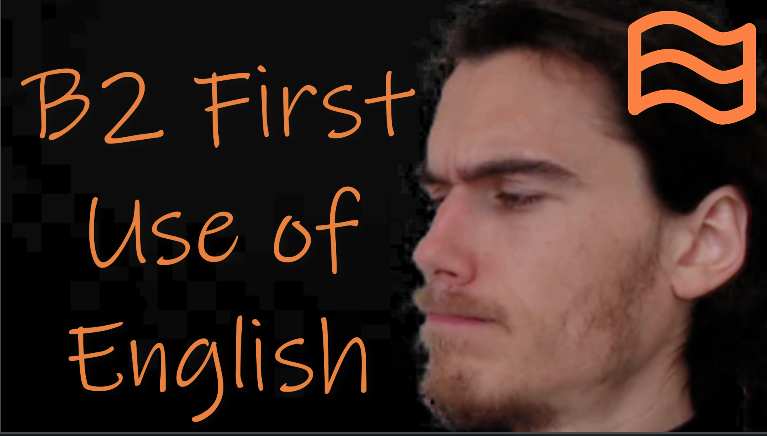 B2 First: FCE Use of English Course
