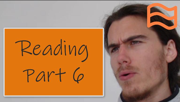 fce reading 6
