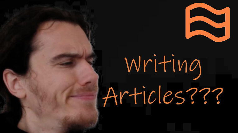 How to write an FCE article
