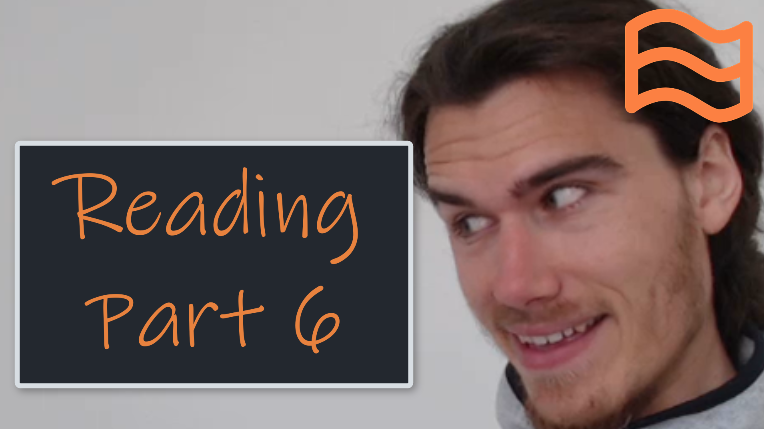CAE Reading Part 6