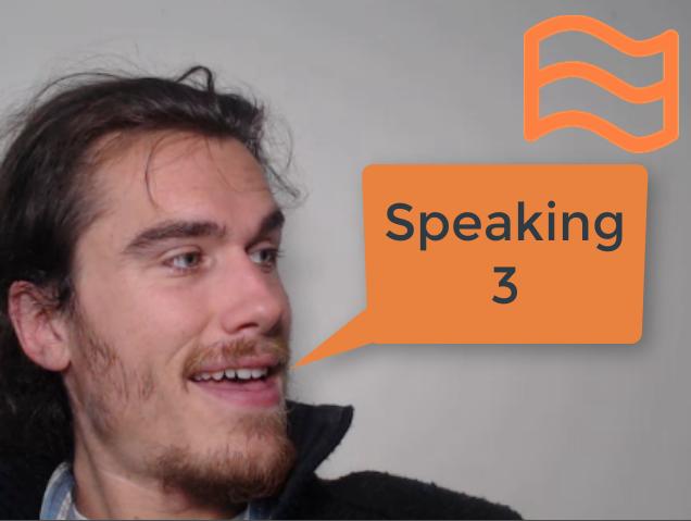CAE speaking part 3