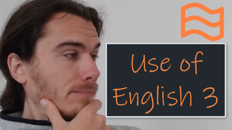 FCE Use of English Part 3