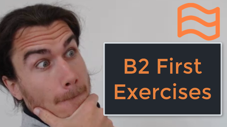 b2 first exercises