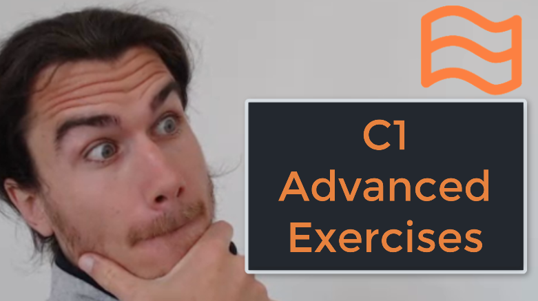 c1 advanced exercises